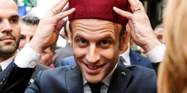 Les 15 meilleurs tweets après la déclaration de Macron sur les caricatures